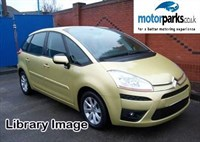 Used Citroen C4 Picasso HDi 16V Exclusive 5dr EGS (