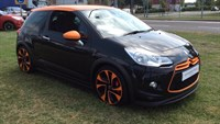 Used Citroen DS3 THP 16V Racing Black 3dr