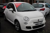 Used Fiat 500 S 3dr