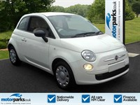 Used Fiat 500 Pop 3dr (Start Stop)