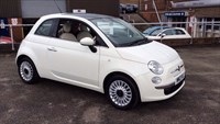 Used Fiat 500 Lounge 3dr (Start Stop)