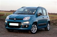 Used Fiat Panda Easy 5dr