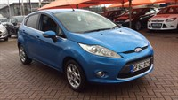 Used Ford Fiesta TDCi (70) Zetec 5dr