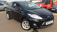 Used Ford Fiesta TDCi (70) Zetec 3dr