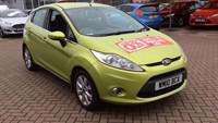 Used Ford Fiesta TDCi (95) Zetec 5dr