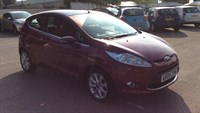 Used Ford Fiesta Zetec 3dr Auto