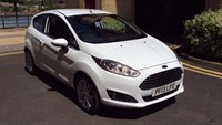 Used Ford Fiesta EcoBoost Zetec 3dr