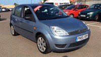 Used Ford Fiesta Style 5dr Auto