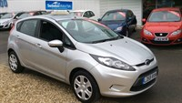 Used Ford Fiesta Edge 5dr Auto