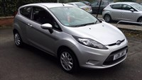Used Ford Fiesta 1.25 Edge 3dr (82)