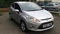 Used Ford Fiesta 1.25 Zetec 3dr (82)