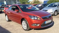 Used Ford Focus CC-3 2dr