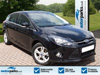 Used Ford Focus TDCi Titanium ECOnetic 5dr