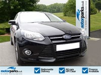 Used Ford Focus EcoBoost Zetec 5dr