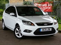 Used Ford Focus Zetec 3dr