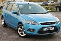 Used Ford Focus Zetec 5dr (2008 - 2010)