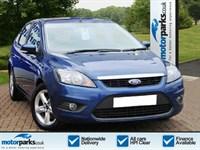 Used Ford Focus Titanium 5dr Auto