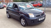Used Ford Fusion Zetec 5dr (Climate)