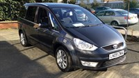 Used Ford Galaxy TDCi Ghia 5dr Auto (140)
