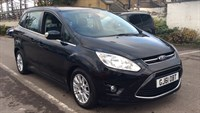 Used Ford Grand C-Max TDCi Titanium 5dr Powershi