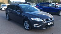 Used Ford Mondeo TDCi 140 Zetec Business Ed