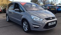 Used Ford S-Max EcoBoost Titanium 5dr Powe
