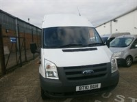 Used Ford Transit T350 JUMBO 115PS