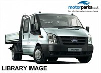 Used Ford Transit Tipper Ford Transit 350LWB Dou