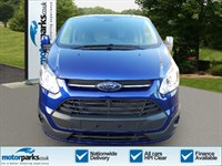 Used Ford Transit Custom T270 LIMITED 125PS L1