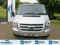 Used Ford Transit LIMITED T280 140PS SWB