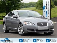 Used Jaguar XF 2.7d Premium Luxury 4dr Auto 5