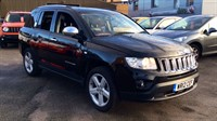 Used Jeep Compass Limited 5dr CVT Auto