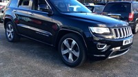 Used Jeep Grand Cherokee CRD Overland 5dr Auto