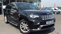 Used Jeep Grand Cherokee CRD Summit 5dr Auto