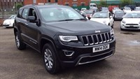 Used Jeep Grand Cherokee CRD SW Limited 5dr Auto