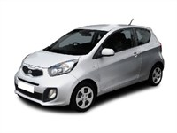 Used Kia Picanto City 3dr