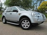 Used Land Rover Freelander Td4 GS 5dr Auto