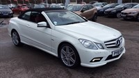 Used Mercedes E350 E-Class CDI BlueEFFICIENCY Sport