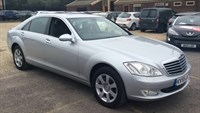 Used Mercedes S320L S-Class CDi 4dr Auto