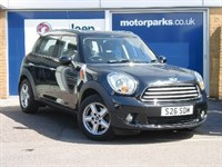 Used MINI Cooper D COUNTRYMAN 5dr