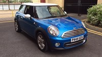 Used MINI Cooper Hatchback Pimlico 3dr