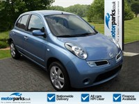 Used Nissan Micra Acenta 3dr Auto