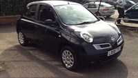 Used Nissan Micra 80 Visia 5dr