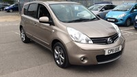 Used Nissan Note N-Tec 5dr Auto