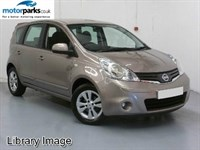 Used Nissan Note Tekna 5dr Auto