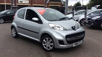 Used Peugeot 107 Urban 5dr 2-Tronic
