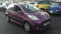 Used Peugeot 107 Active 5dr