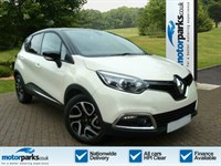Used Renault Captur Crossover dCi 90 Dynamique MediaNav