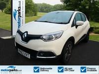 Used Renault Captur TCE 90 Dynamique MediaNav