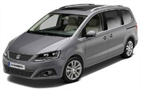 Used SEAT Alhambra TDI CR Ecomotive SE Lux 5d